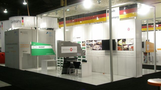 Lightweight Hollowcore Tradeshow Panels