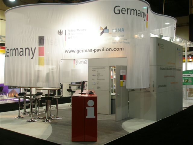 Exhibition Booth German : A expo rent germany expo cunsult customized booth stands u flickr
