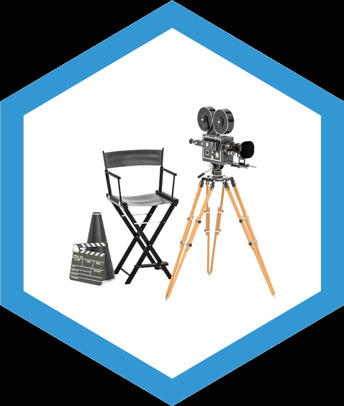 Film Studios Icon